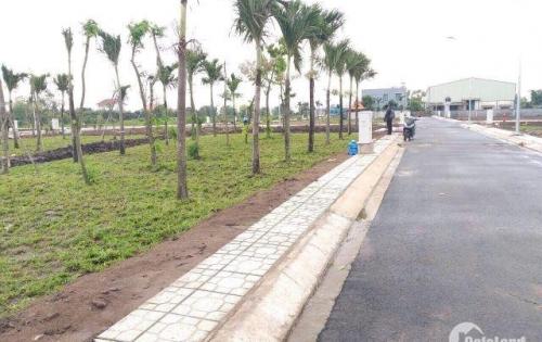 Bán lô đất chính chủ 80m2, SHR, 1.2 tỷ, Võ Văn Bích, cách chợ Hóc Môn 3,5km - 0903614856