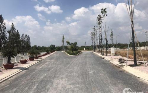 Bán đất thuộc củ chi Hồ Chí Minh giá 1 tỷ 2. DT 100m2
