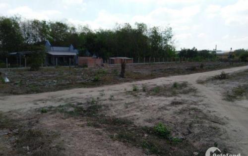 Cần bán 250m2 đất 3 mặt tiền tại đường Bà Thiên - Củ Chi giá 1 tỷ 300 triệu