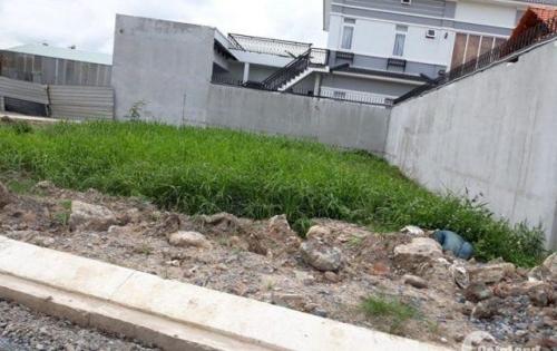 Bán đất thổ cư DT: 5x20, 1 sẹc Đõ Văn Dậy, mặt tiền đường hiện hữu 6m, KDC đông đúc. LH: 0982488406