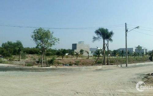 Đất nền KDC cao cấp Villa Eden, chỉ 880 triệu/ nền, SHR, vị trí đep