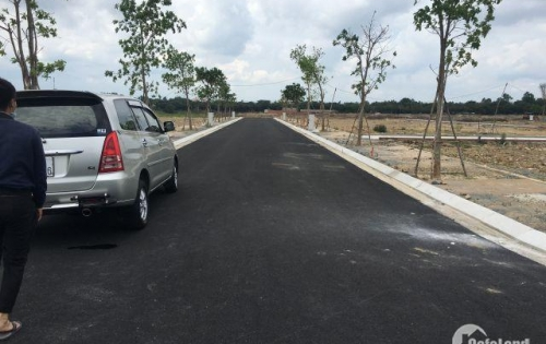 Đất nền mặt tiền đường 44A ngay cổng chào Long Hải, giá tốt nhất thị trường, 7.5tr/m2 Lh 0764734886