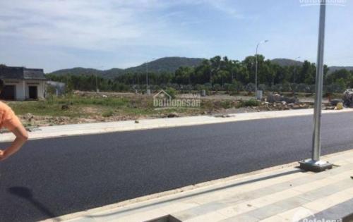 Bán đất nền sổ đỏ mặt tiền đường tỉnh lộ 44A, xã An Ngãi,huyện Long Điền,Bà Rịa, 5x25,sổ đỏ,giá 8,1 triệu/m2