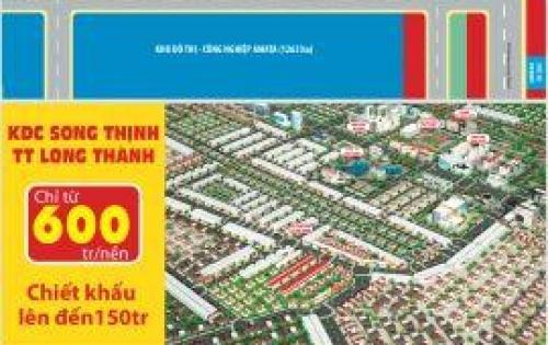 Bán gấp lô đất chợ mới Long Thành