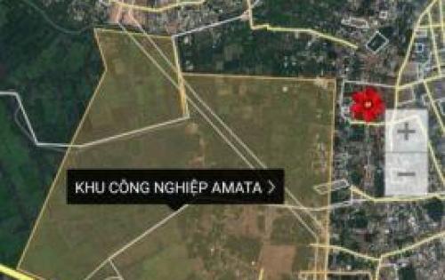 Đất nền khu đô thị bậc nhất Long Thành, giá chỉ từ 15tr/m2, SHR, bao công chứng, Lh ngay 0937 847 467