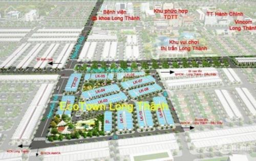 Bán gấp đất trung tâm hành chính Long Thành, giá chỉ từ 15tr/m2, SHR, thổ cư 100%, Lh PKD 0937 847 467
