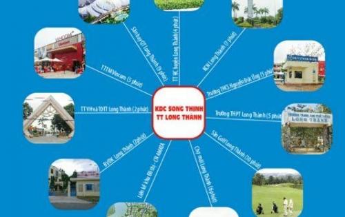Đất thổ cư 100% khu vực sân bay Long Thành