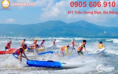 Bán đất 2 MT đường Phan Tôn và Lê Quang Đạo,Đà Nẵng 130m2 cách biển Mỹ Khê 170m.0905.606.910