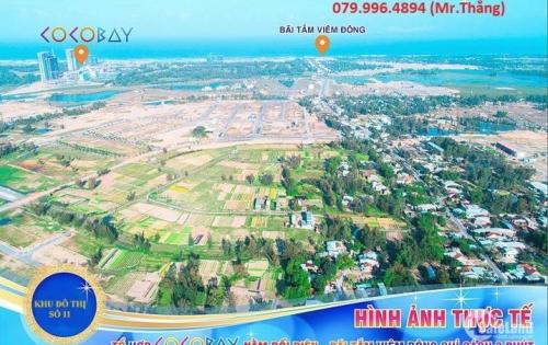 Nhận giữ chỗ đất dự án Khu vực CoCo Bay Đà Nẵng