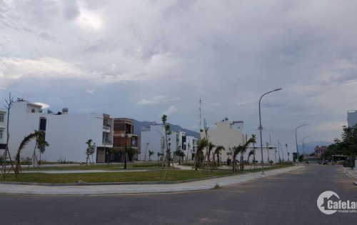 Cần bán lô đất 2 mặt tiền đường số 14 Khu đô thị lê hồng phong 2 nha trang.
