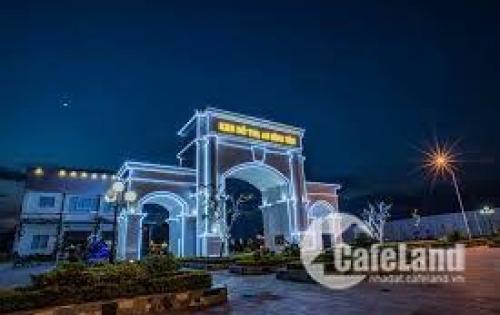 Bán lô góc L10B lô 12, DT 161m2, khu ĐT An Bình Tân Nha Trang, giá rẻ