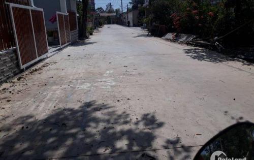 Bán đất xã Vĩnh Thanh, 1183m2 (19x62m), 2 mặt tiền, đường xe hơi rộng đẹp trong khu dân cư