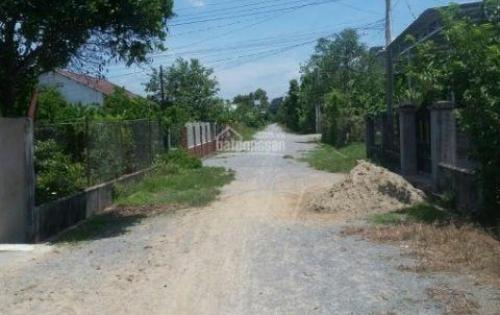 Cần bán nhanh lô đất tại xã Vĩnh Thanh, mặt tiền đường ô tô trong KDC