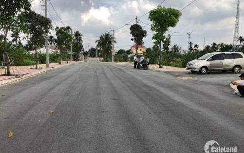 Bán đất thổ cư chính chủ 5x18m, KDC Lê Thị Riêng , Quận 12, đường 12m. 15tr/m2