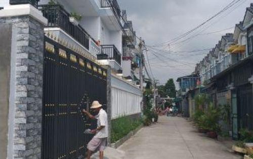 Bán đất thổ cư 4,5m x 12m, giá 2,34 tỷ, SHR đường Thạnh Lộc 29 thông Thạnh Lộc 31