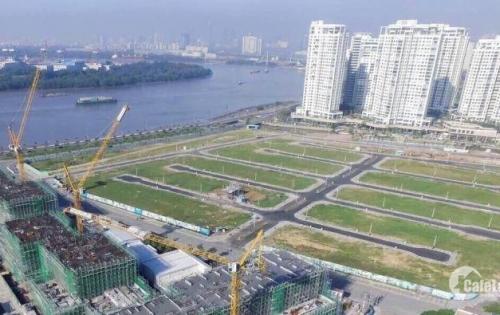 Đất Nền Biệt Thự Khu Dân Cư Thạnh Mỹ Lợi Mặt Sông Sài Gòn