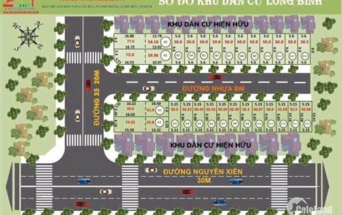 Cần bán gấp lô đất dự án Phúc An Viên đường 35 Nguyễn Xiễn giá rẻ