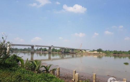 Cần tiền đầu tư bán gấp 2 lô đất đường số 2 Long Trường , cách cầu long Long Đại 200m , 27,5tr/m2.