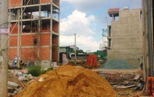 Bán gấp lô đất 2MT đường 179 Hoàng Hữu Nam, sát bên BXMĐ mới, giá đầu tư 43tr/m2