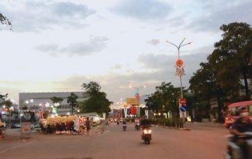 Ngân hàng thanh lý 01 nền ngay chợ Long Phước, Quận 9, 55m2, sổ riêng