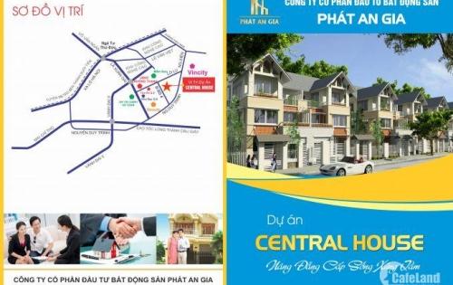Dự án Central House đất mặt tiền đường Số 4 Lò Lu, Phường Trường Thạnh, Quận 9, Hồ Chí Minh