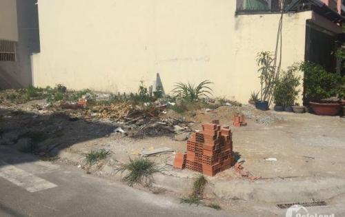 Lô góc 2 mặt tiền diện tích 100m2, phường Tân Tạo
