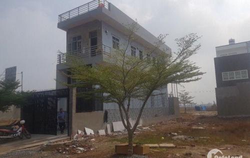 Bán đất Nguyễn Cửu Phú, SHR, đường nhựa, 5x20m, giá 7 triệu/m2