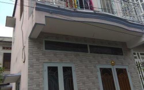 Bán nhà 1 trệt 1 lầu 57m2 đường Kha Vạn Cân phường Linh Đông, rất gần chợ Thủ Đức, KDC đông đúc