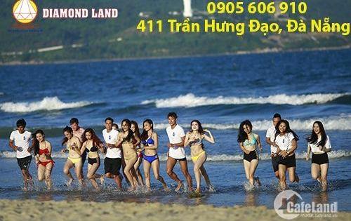 Bán đất 2 MT đường Thành Vinh 3 và Thành Vinh 4,Đà Nẵng cách biển 100m,khu đầu tuyến Sơn Trà.0905.606.910