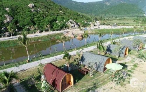 Bán đất nhà vườn ngay khu du lịch Núi Dinh chỉ 400 triệu( 500m2: nền nhà, ao cá và cây ăn trái)