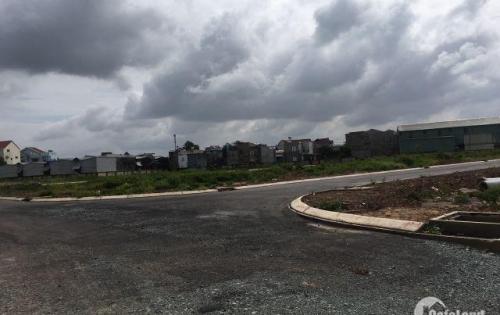 Cần bán đất nền chính chủ gần chợ Vĩnh Tân,sang tên nhanh gọn,thổ cư 100%