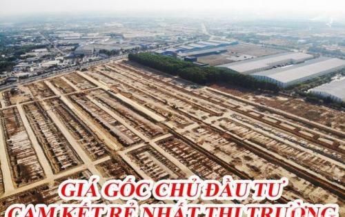 Đất vàng đầu tư mặt tiền ĐT 746, liền kề KCN Nam Tân Uyên