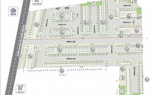 Nhận giữ chỗ 50tr/nền đất thổ cư sổ đỏ mặt tiền đường 22 tháng 12, Thuận An, BD