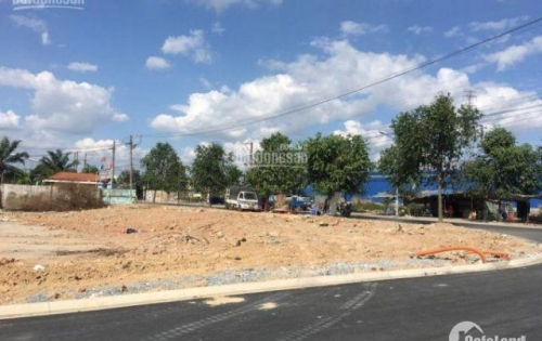 Mở bán dự Án Khu dân cư Lê Phong Thuận Giao, giá chỉ từ 30tr/m2