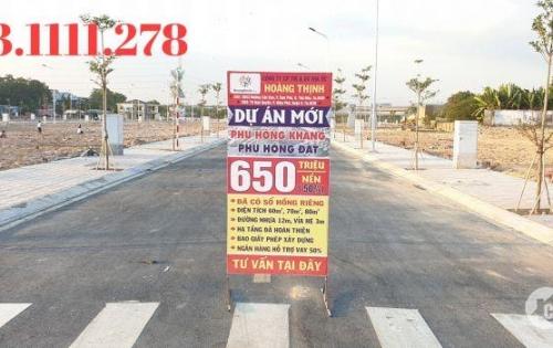 Bán Đất Có Ngân Hàng Hỗ Trợ 50% Chỉ Cần 650 Triệu/Lô Bao Xây Dựng, Hoàn Công, Thuế VAT