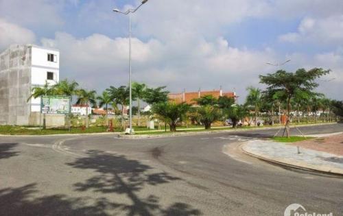 Bán nhanh lô đất 450M2,đất thổ cư, sổ hồng mặt tiền đường nhựa lớn giá 620tr/150m.