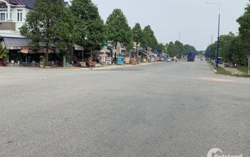 Chính chủ cần bán lô đất mặt tiền đường lớn đối diện khu CN Nhật Hàn