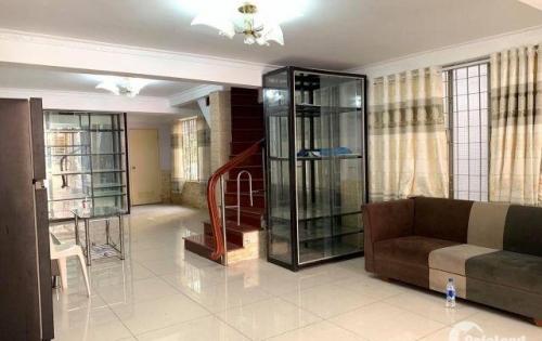 Cho thuê or bán nhà Mt Trần Kế Xương, cách trục đường Phan Đăng Lưu chỉ 30m, nhà ngang 4,5m dài 18m, 11 phòng &  8 wc. Đc sử dụng phần đất hơn 82m2 & gần 300m2