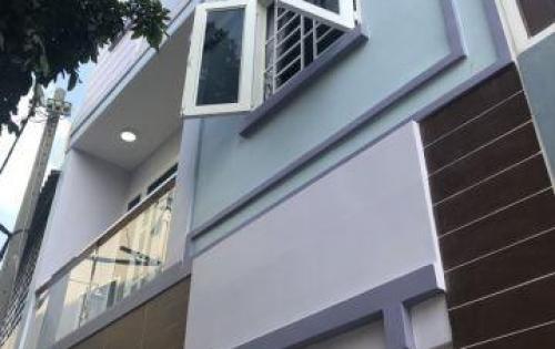 Bán nhà 43m2, 3 tầng, hẻm xe hơi 5m Phan Văn Trị pường 11 quận Bình Thạnh