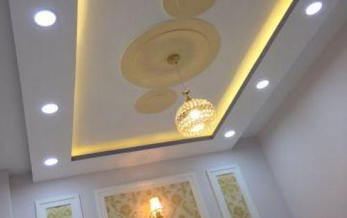 Bán nhà 68m2, 4 tầng, hẻm 6m, Bùi Đình Túy phường 12 quận Bình Thạnh