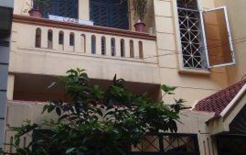 Nhà thuộc khu PL CÁN BỘ, Trung Kính  S= 62m2 x 4 tầng, Mt = 5,2 m, Giá 12 tỷ Cầu Giấy,  - Hướng Đông Nam