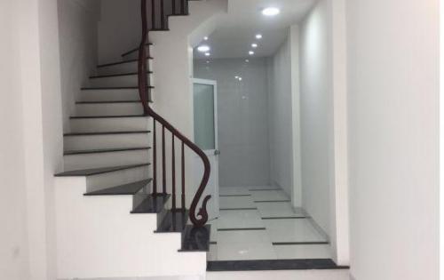 Cần bán nhà mới ở Hồ Tùng Mậu, 32m2, 4 tầng, giá 2,75 tỷ
