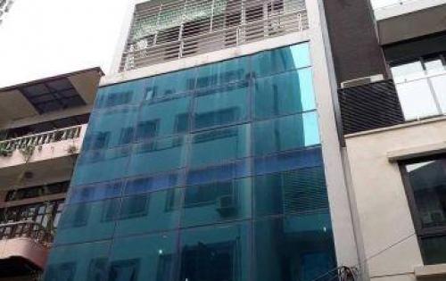 Bán nhà mặt phố Trần Quốc Hoàn, Cầu Giấy, HN. 42m2, 7 Tầng, 17.5 tỷ