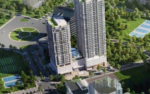 mở bán chung cư cao câp sky park residence