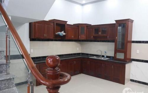 Bán nhà 1 lầu 1 trệt,giá rẻ,khu dân cư đông hòa,dĩ an,bình dương,100m