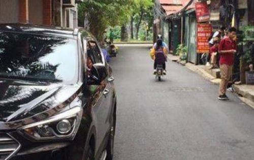 Bán nhà mặt ngõ ô tô, kinh doanh sầm uất khu vực Ngã Tư Sở giá 5.5 tỷ