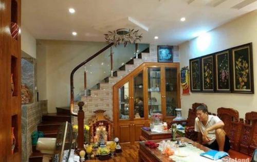 Thái Hà: Nhà Phân Lô-Ô Tô đỗ cửa, 2 mặt thoáng, DT 30m*4 tầng, giá đẹp.