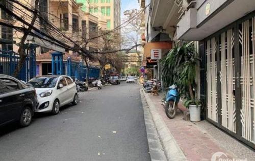 Bán nhà ở ngõ 55 Huỳnh Thúc Kháng, DT 65m2, MT 5.5m, Gara, giá 17.8 tỷ ( LH: 0982489445).