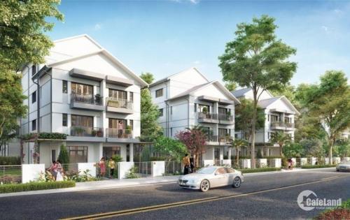 Chính thức mở bán khu biệt thự cao cấp phía Tây Bắc thành phố Hồ Chí Minh.