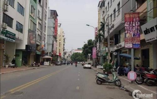 Bán nhà mặt phố Lê Hồng Phong, Hà Đông 39.9m2 - 7.5 tỷ.